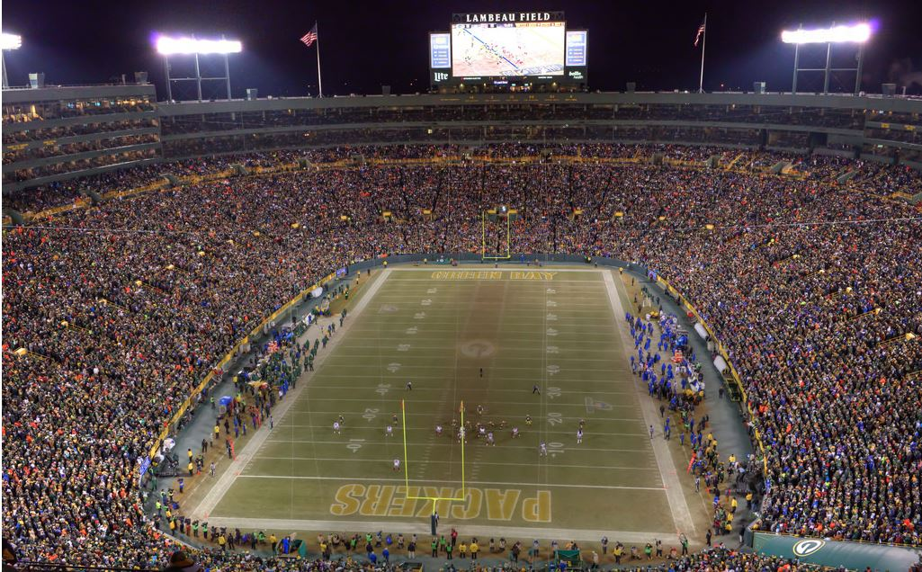 Green Bay vs. Miami – Packers A Lambeau Lock This Sunday?