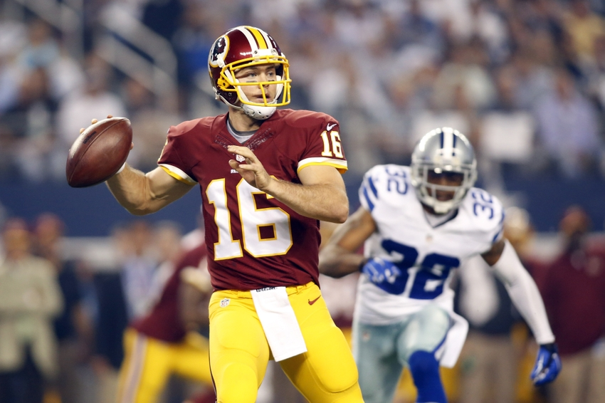 It's All For The Taking This Thanksgiving: Cowboys vs. Redskins -  Ninety-Nine Yards: American Football