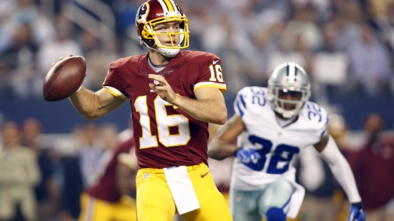 It's All For The Taking This Thanksgiving: Cowboys vs. Redskins