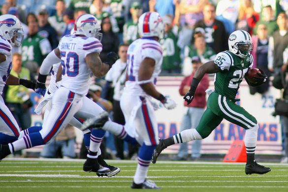 Buffalo Bills vs New York Jets Week 10 Preview