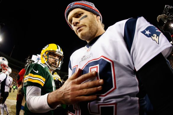 Green Bay Packers vs New England Patriots Preview