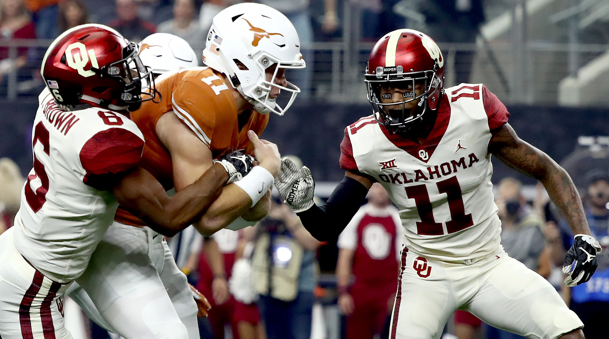 Red River Reaction – Heisman Hopeful Murray Steers the Sooners to the BIG12 Title