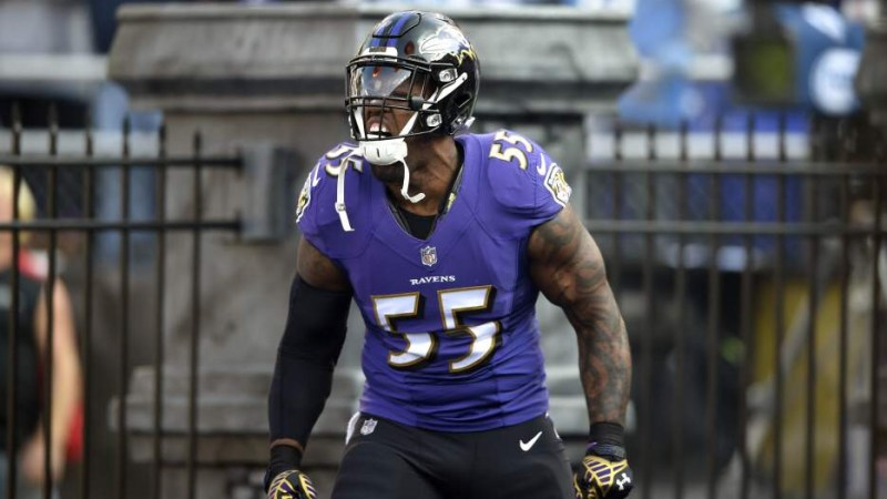Destinations for Ravens Free Agents