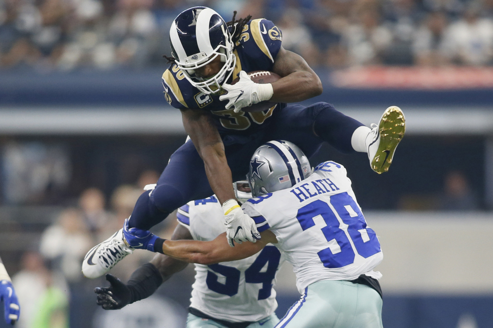 NFL Playoffs Divisional Round Preview: Los Angeles Rams vs. Dallas Cowboys