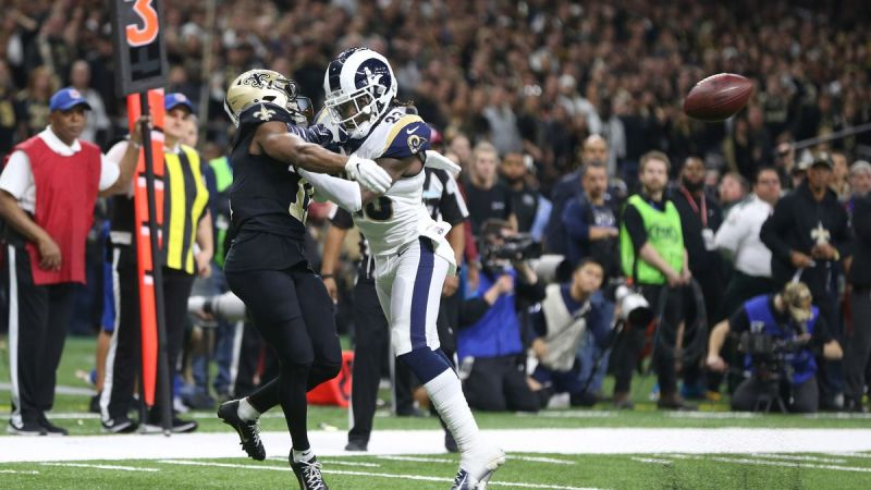 On further review – the Saints may wish they'd been playing to CFL rules