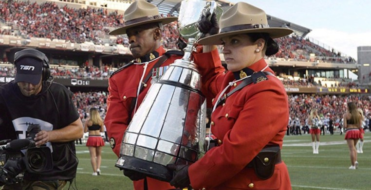 Grey Cup hosts announced for 2020 and 2021