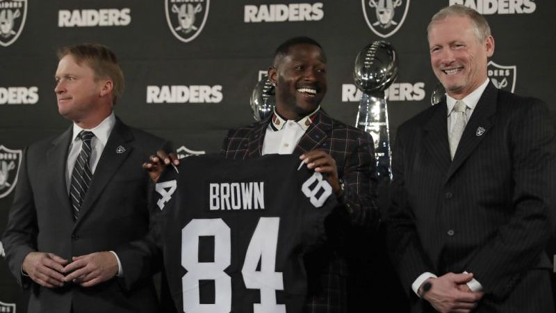 Oakland Raiders – #NFLUKMock Preview