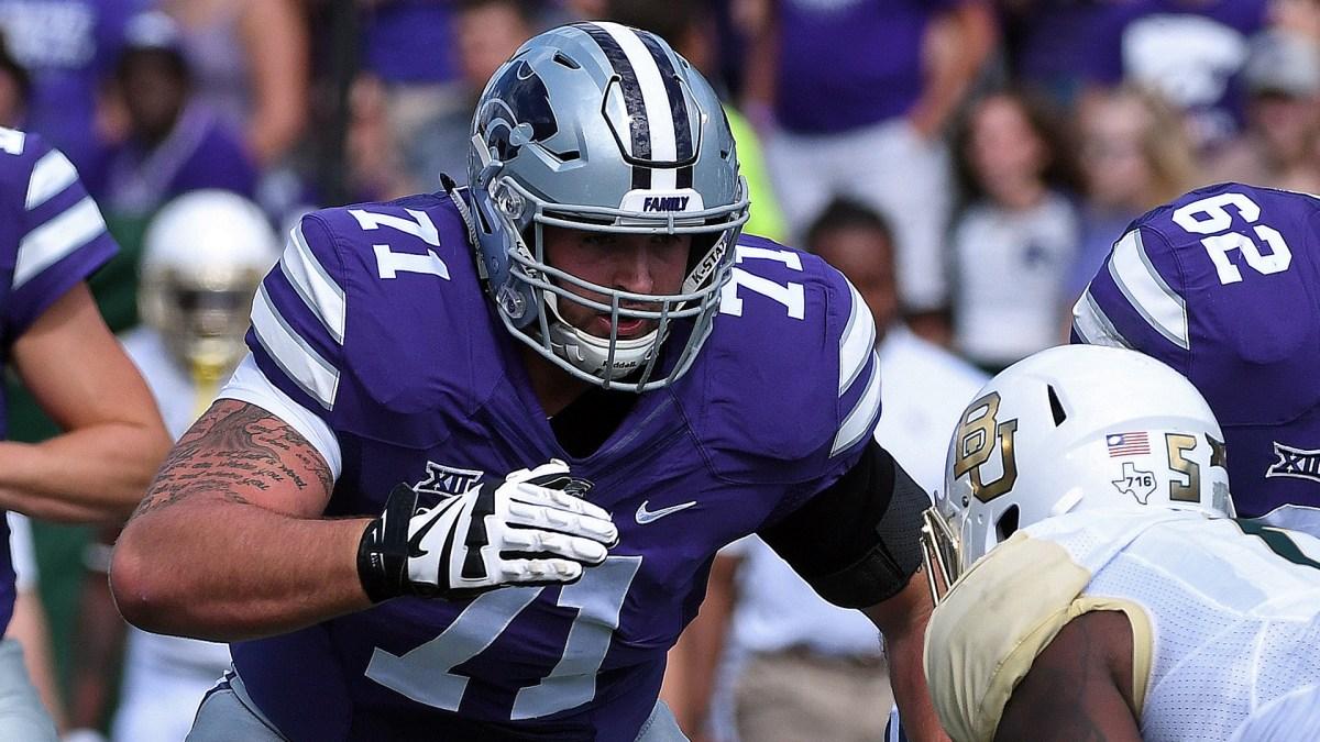 Dalton Risner's Path To The Draft