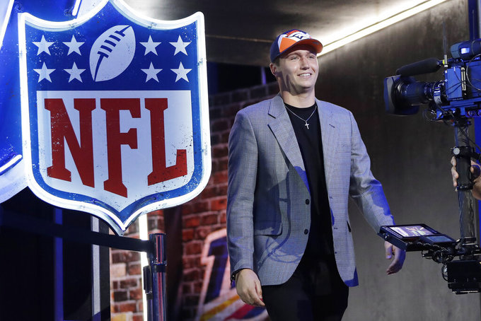 NFL Draft 2019: Best of the AFC West