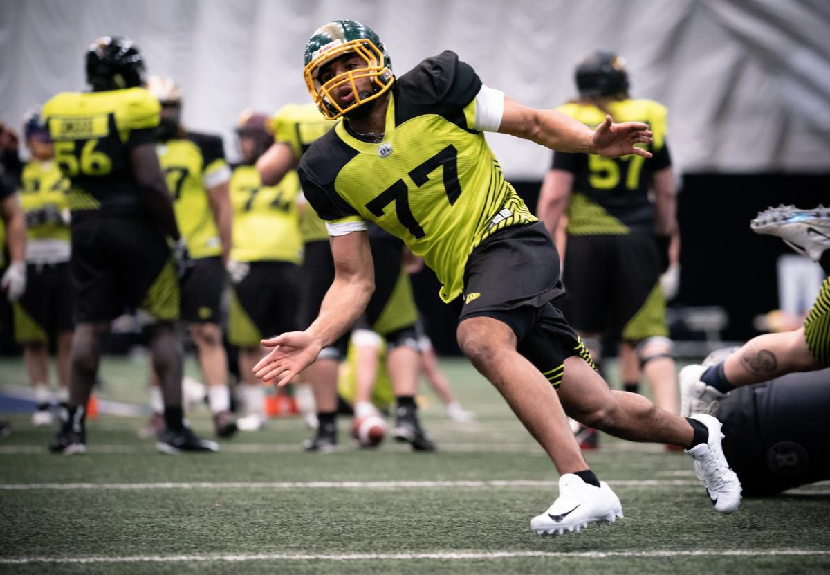 On Cloud Nine? The First players Ever selected in a CFL European Draft