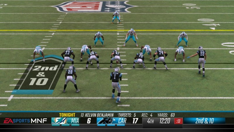 CBS, Fox and other broadcasters needs to be in Madden