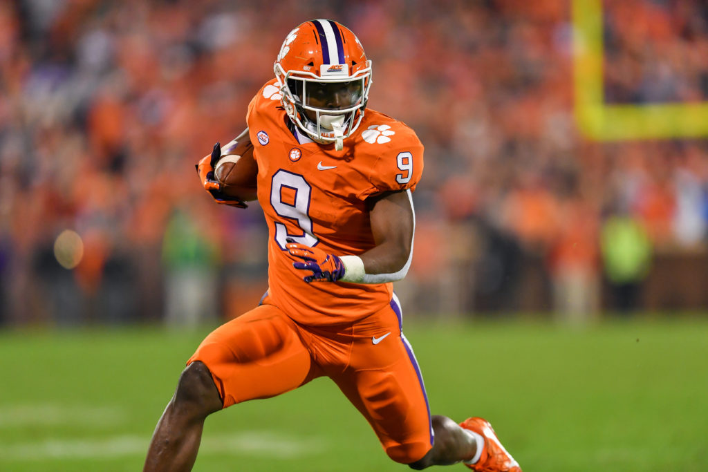 Travis Etienne: The best back in the business?