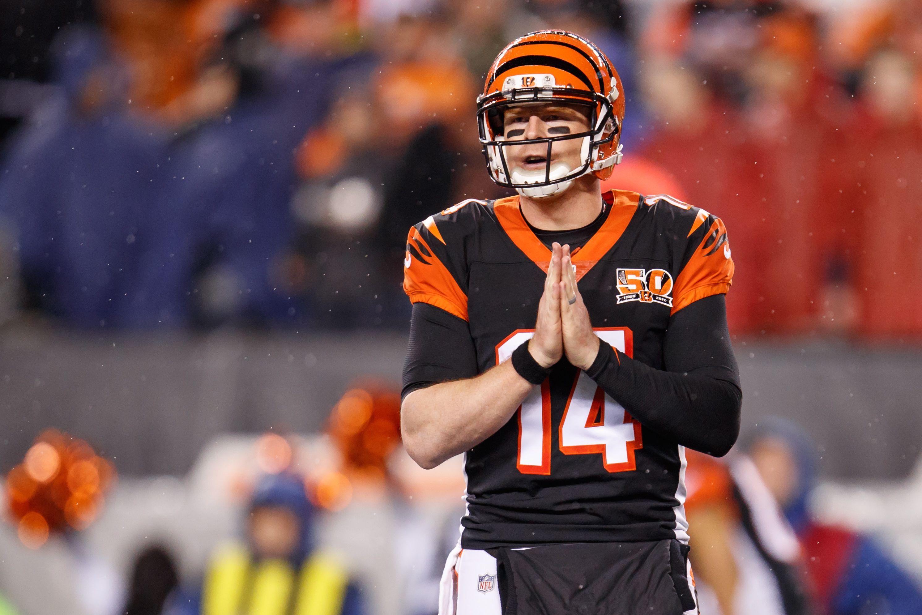 Cincinnati Bengals: Last chance saloon for Andy Dalton?