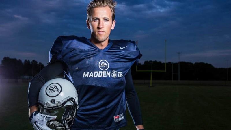 Kane The Latest Ambassador for the London NFL Academy.