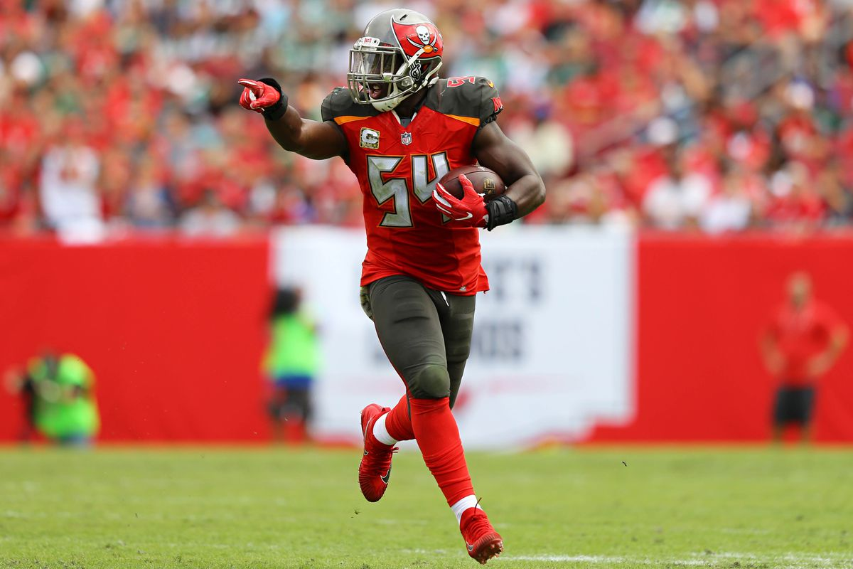 David In Race To Make Bucs Season Opener
