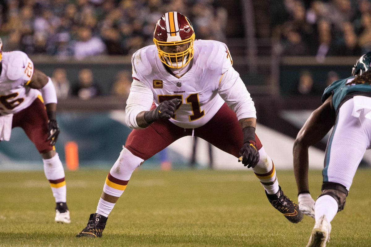 Trent Williams and The Great Left Tackle Problem