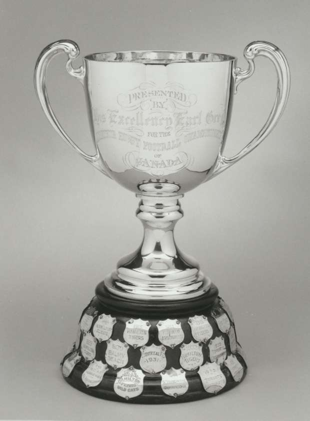 GREY CUP HISTORY: 70 YEARS AGO