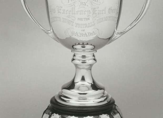 The Tiger-Cats won their 'first' Grey Cup in 1953.