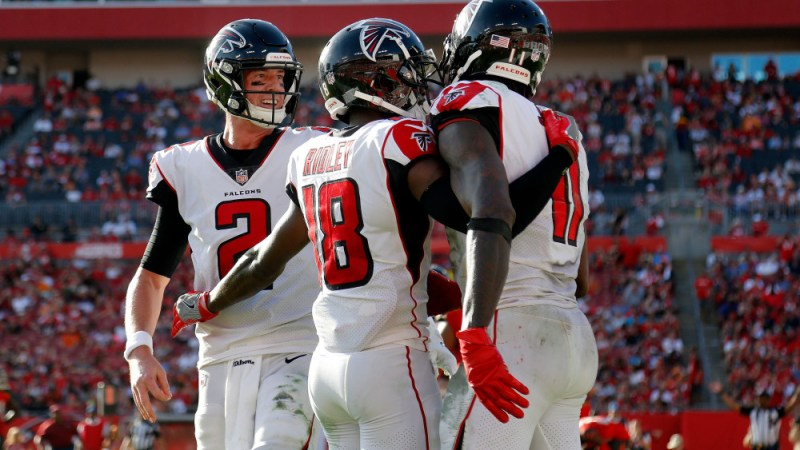 High Power Falcons Look To Compete In NFC South