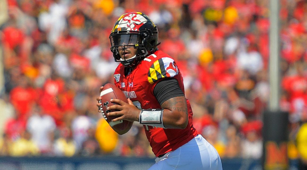 Maryland and Jackson cruise past 'Cuse in CFB Week 2