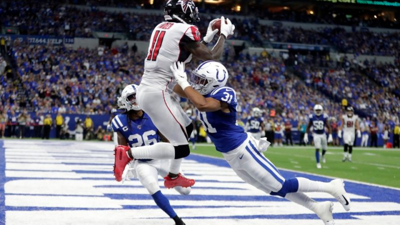 NFLs Top 5 wide Receivers by Bryan Dickie