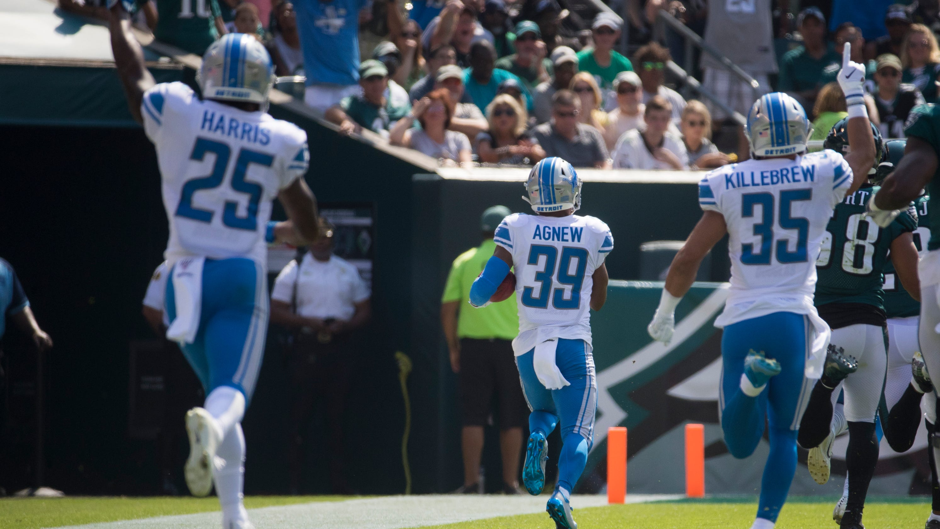 Lions and Packers remain unbeaten going in to week 4