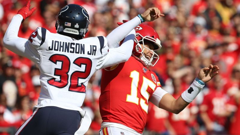 AFC South providing the blueprint to halt the Chiefs?