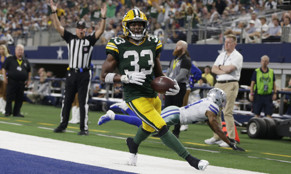 Packers run over the Cowboys, as Bears beaten in Britain