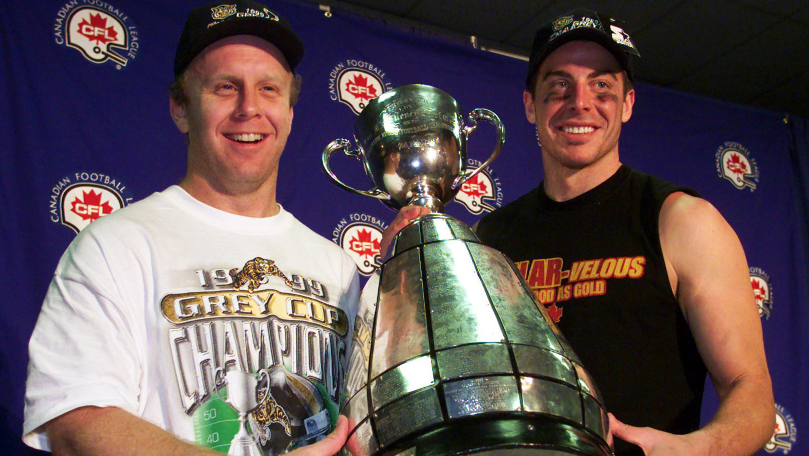 GREY CUP HISTORY: 20 YEARS AGO
