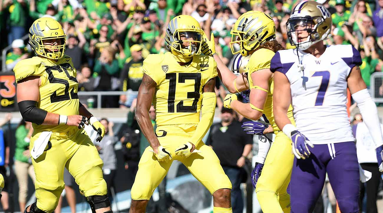Pick 6! CFB Predictions for Week 8