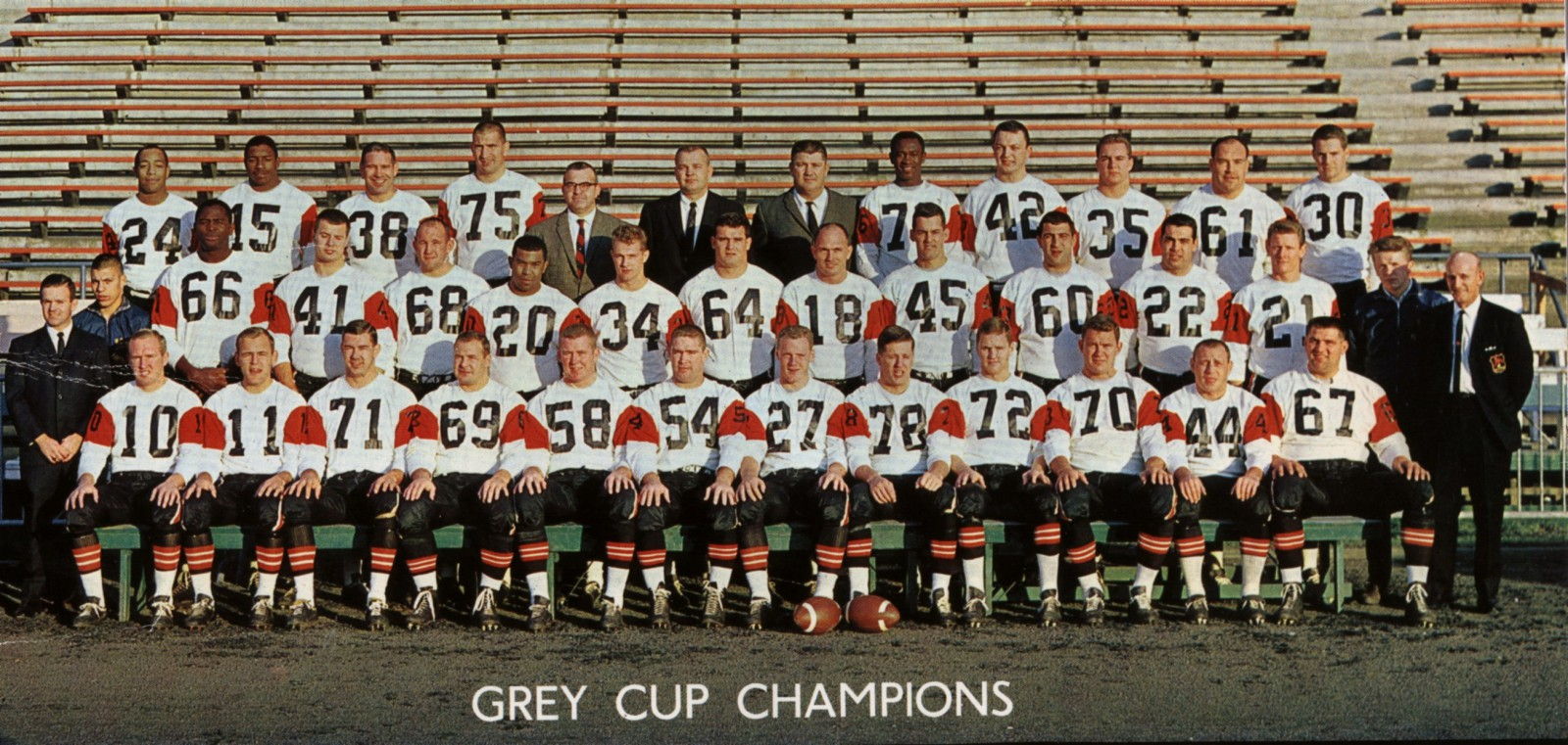 Their First Grey Cup: The BC Lions
