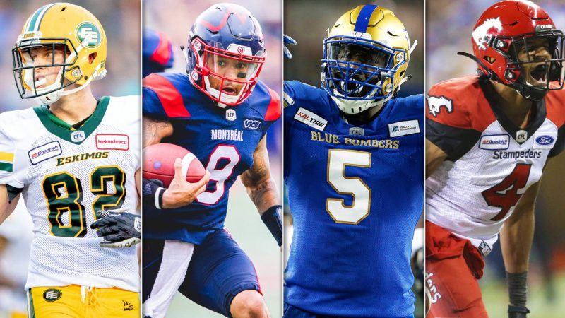 CFL super six starts here - with the semi-final games