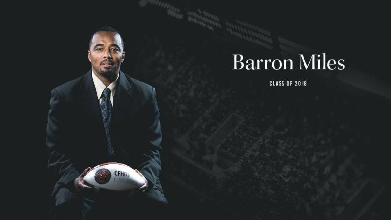 Barron Miles
