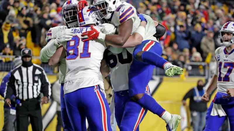 Buffalo Bills Looking To Break An Unwanted Streak