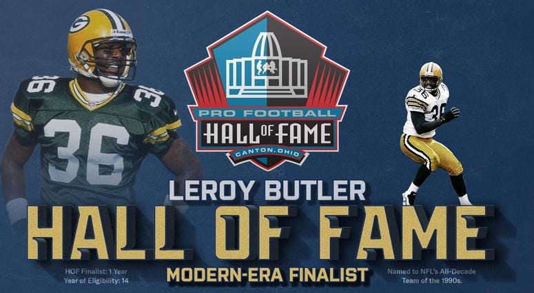 Why LeRoy Butler belongs in the Hall of Fame