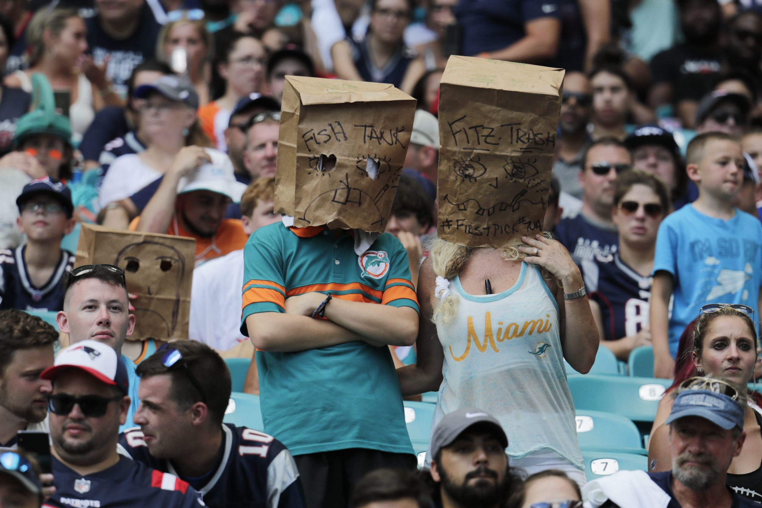 Have The Dolphins Destroyed Their Grand Plan?