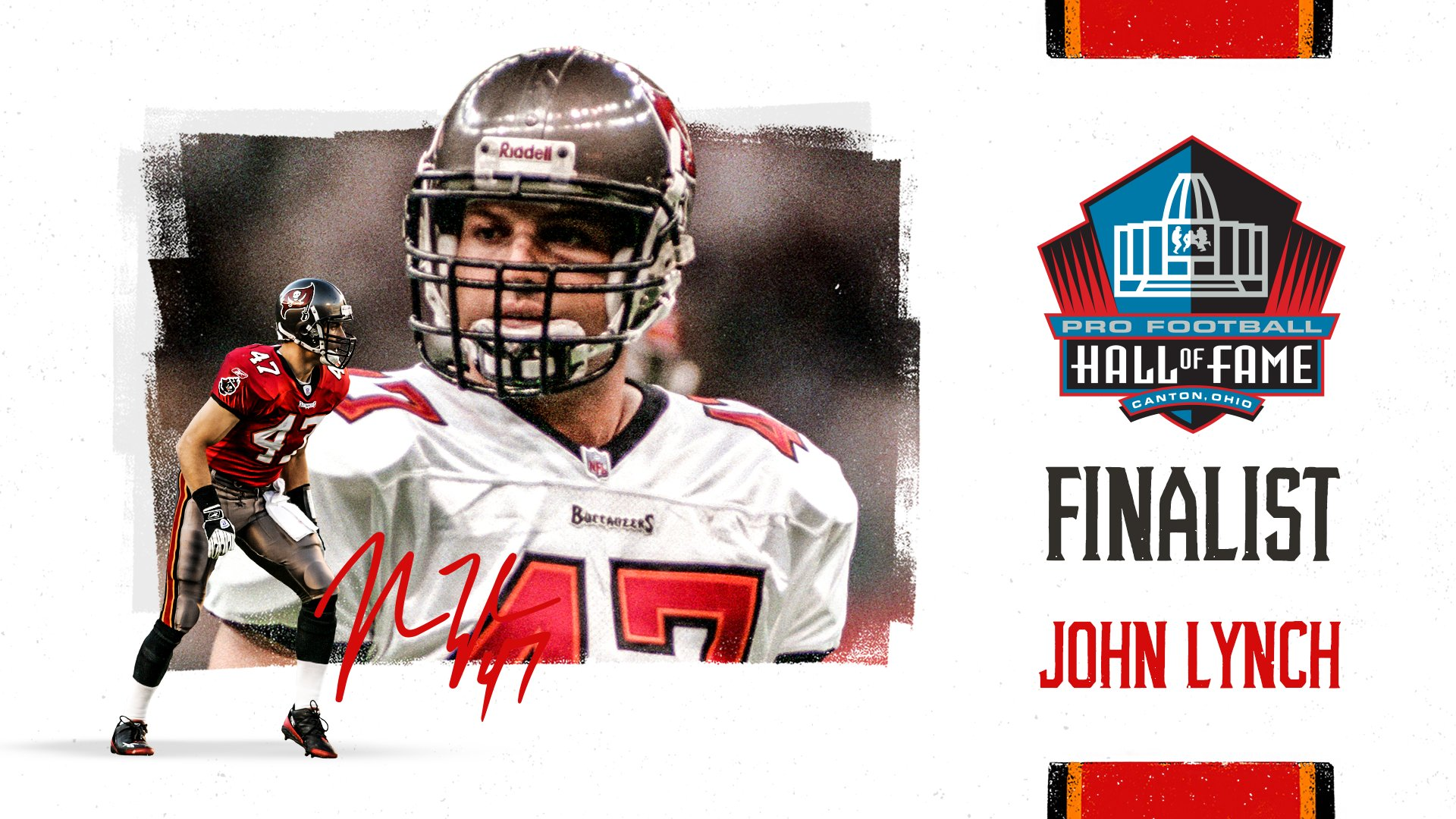 Why John Lynch belongs in the Hall of Fame