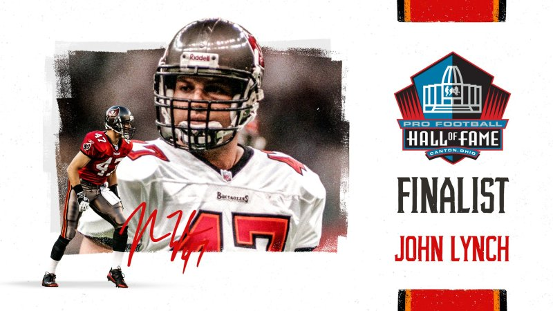 John Lynch finalist