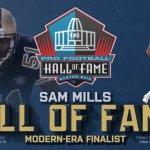 Sam Mills HOF Finalist