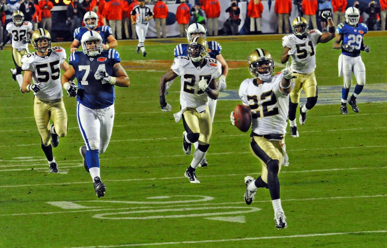 SUPER BOWL HISTORY: 10 YEARS AGO