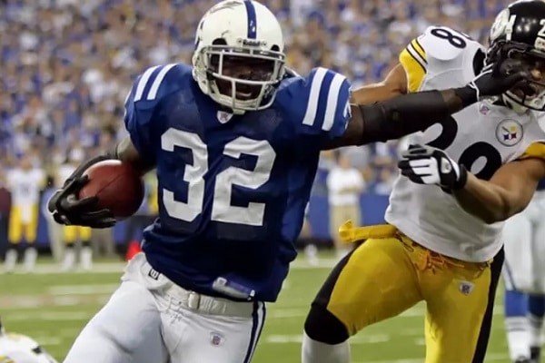 Colts Legend Heads to Canton