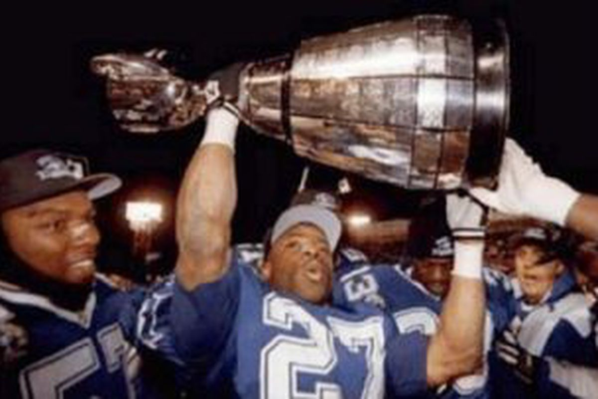 The CFL's 15+ Club: A look back at the 15 game winning teams