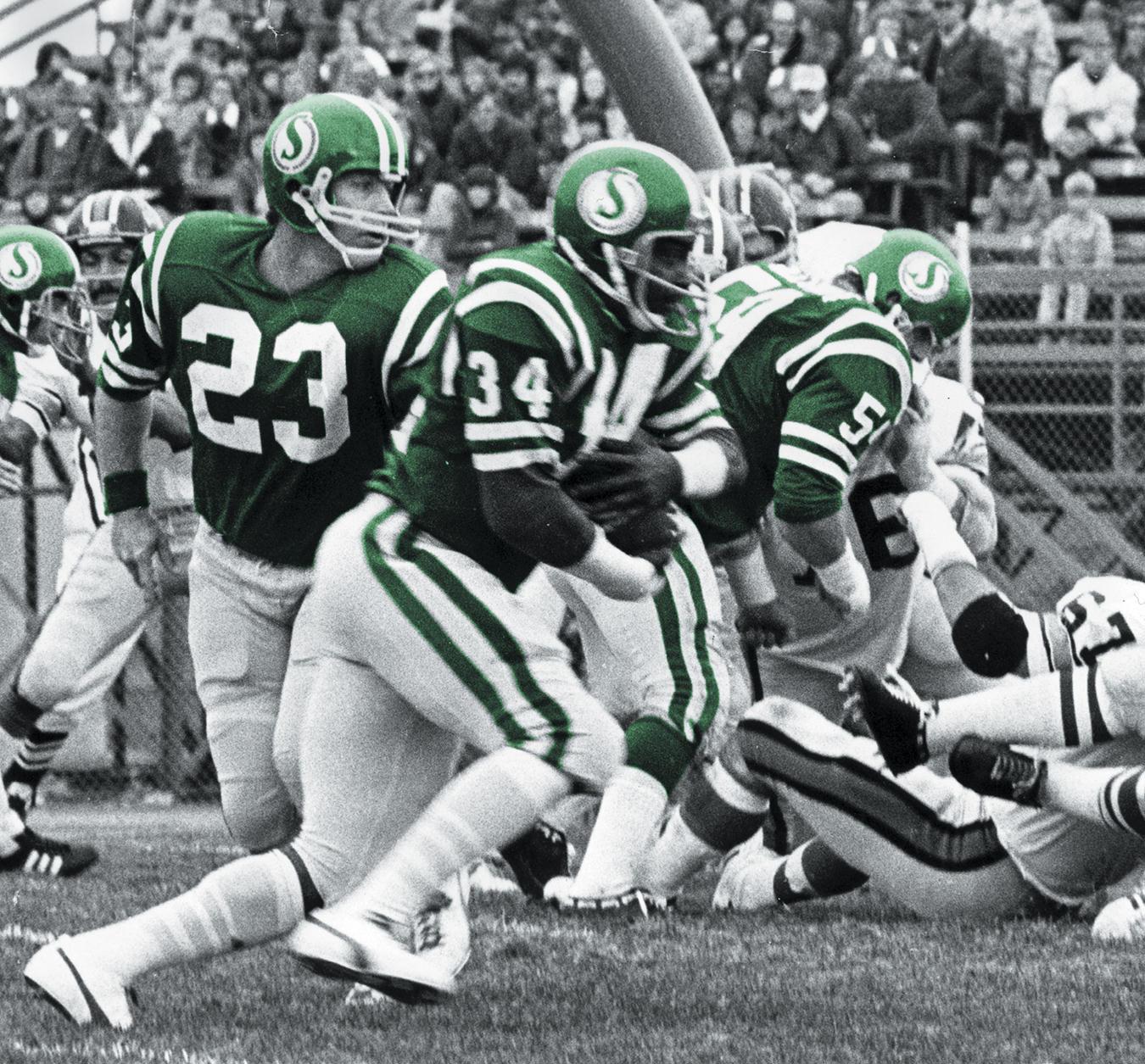 Great CFL Pivots: Ron Lancaster