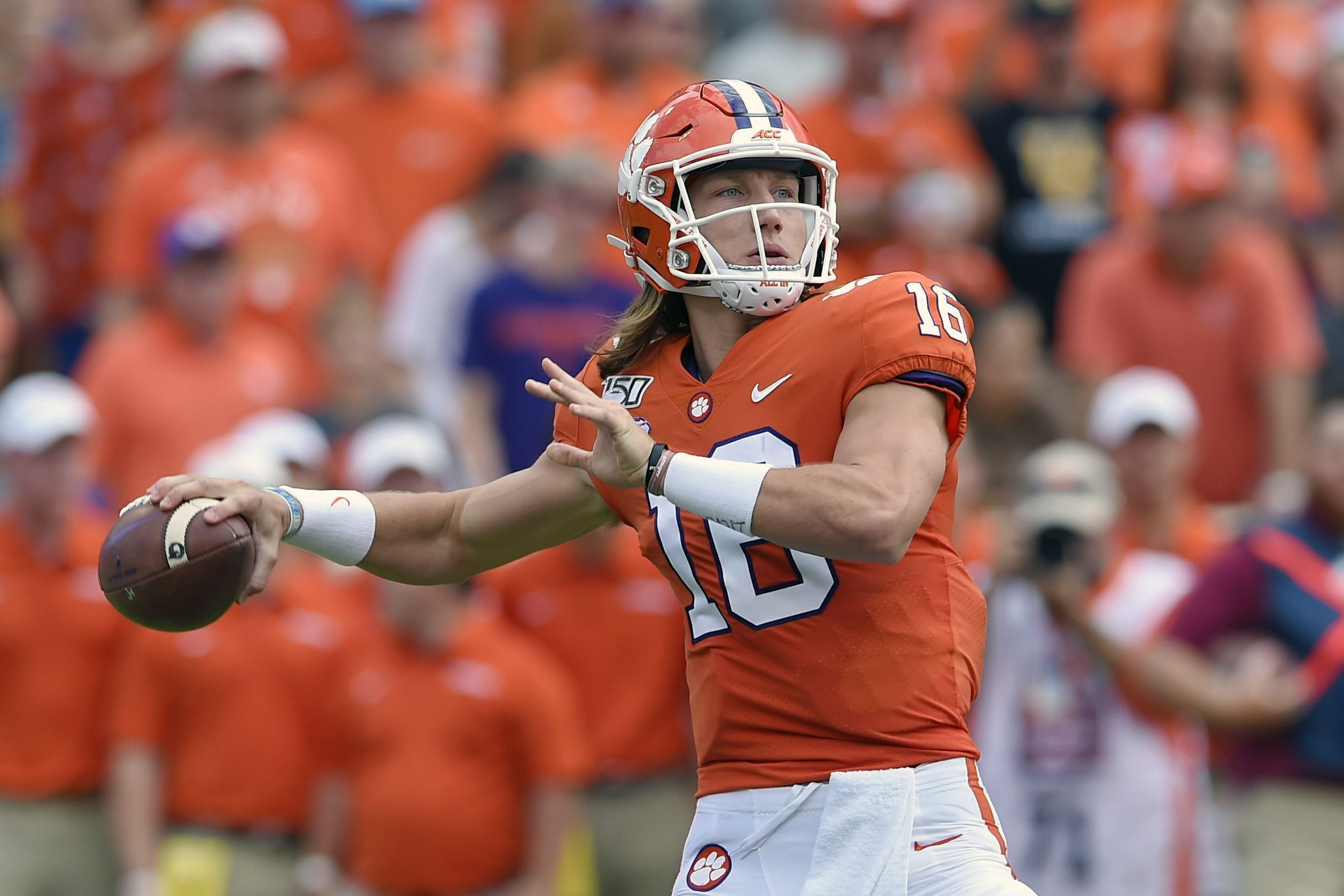 TREVOR LAWRENCE: SCOUTING REPORT. EVERYTHING YOU NEED TO KNOW.