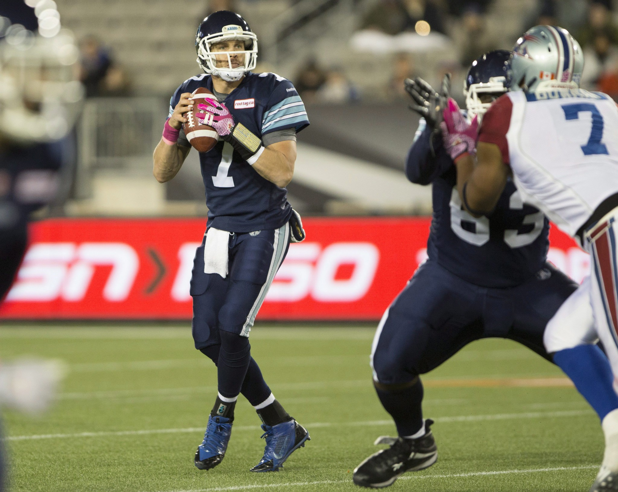 Missing the CFL Thanksgiving Day Classic