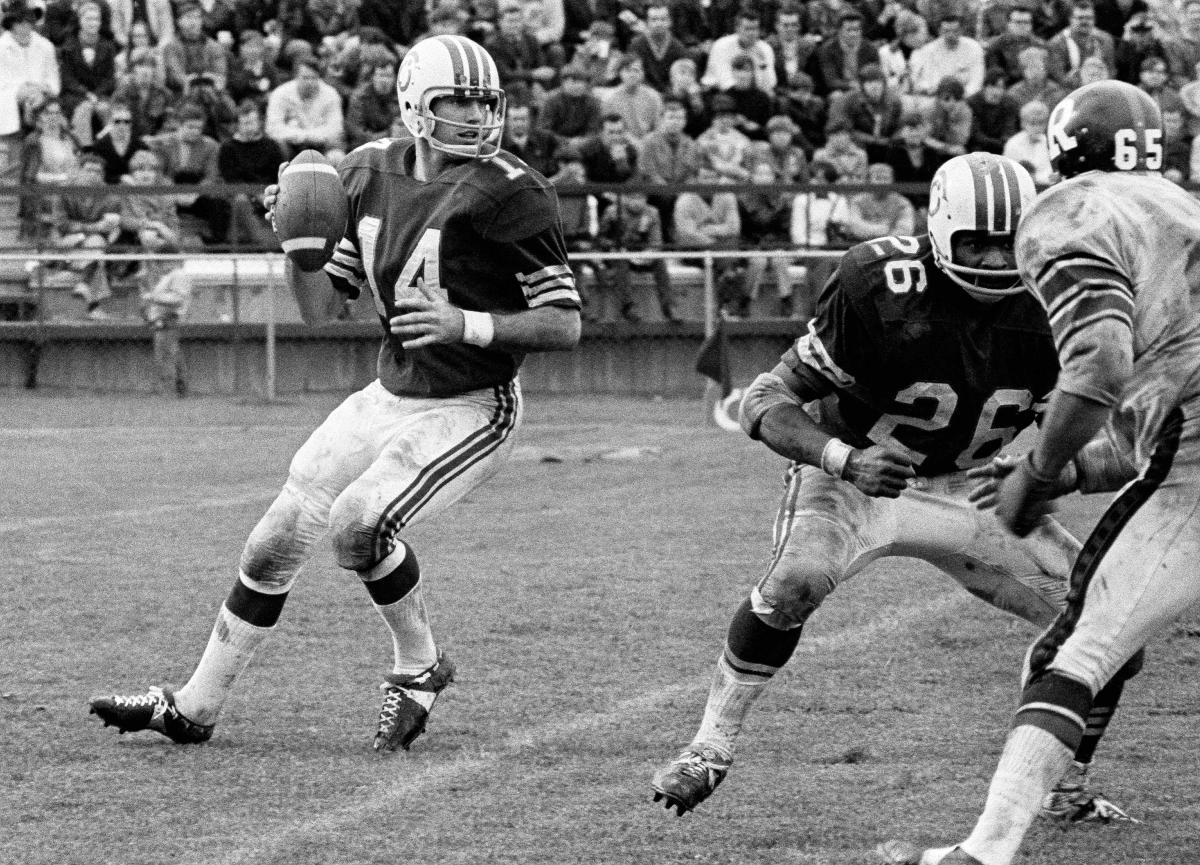 Grey Cup History: The 1970 Game