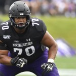 Rashawn Slater fills a need for the Bengals in this mock draft