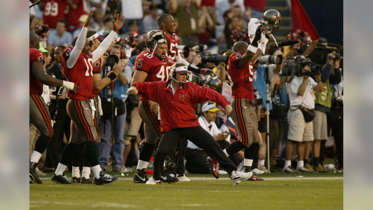 On This Day in History. The Bucs Win the Super Bowl
