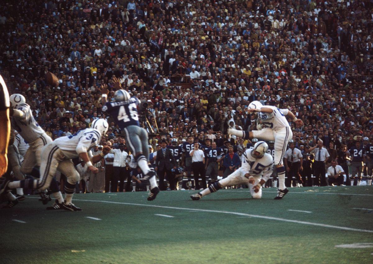 Super Bowl History, 50 years ago: Super Bowl V