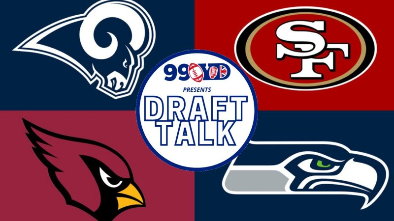 NFL Draft: NFC West team grades